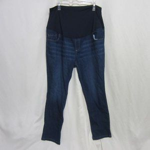 GREAT EXPECTATIONS MATERNICY, XXL (20) BLUE JEAN